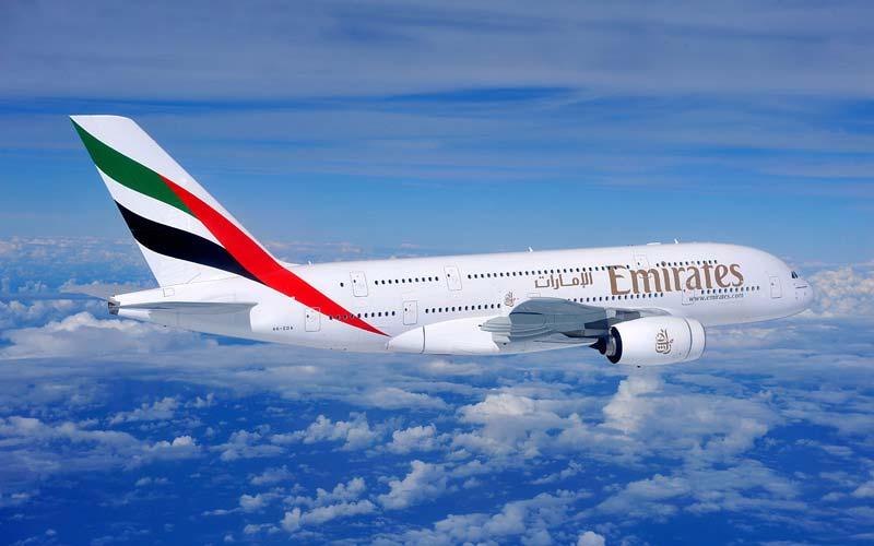 Flying to Congo