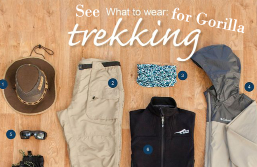 Gorrilla Trekking Kit