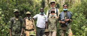4 days Congo gorilla safari Kahuzi Biega National Park